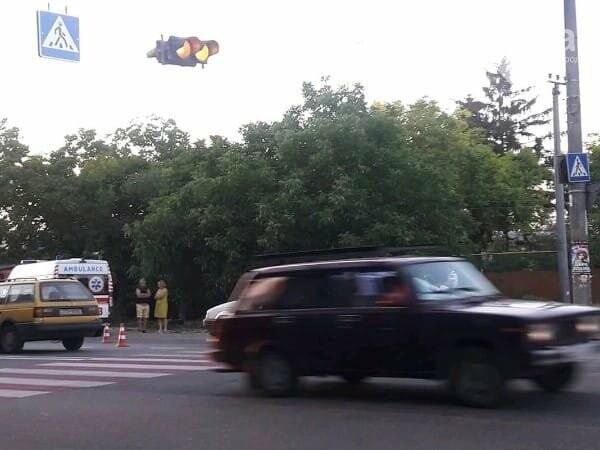 "Слепило солнце: снова сбили человека у одесского ""Биопарка"", - ФОТО, фото-1"