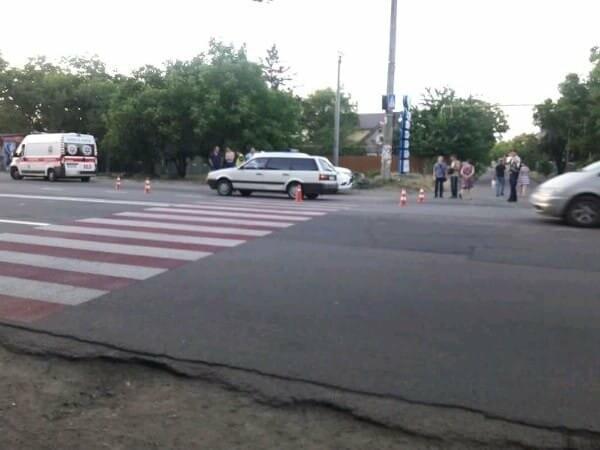 "Слепило солнце: снова сбили человека у одесского ""Биопарка"", - ФОТО, фото-2"
