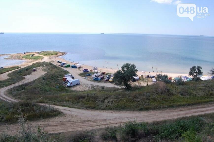 На выходные с палаткой: Где под Одессой найти свой кусочек моря?, фото-3