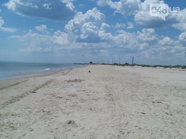 На выходные с палаткой: Где под Одессой найти свой кусочек моря?, фото-2