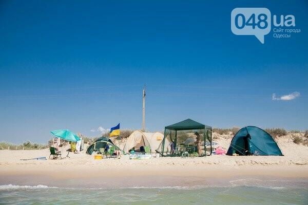 На выходные с палаткой: Где под Одессой найти свой кусочек моря?, фото-8