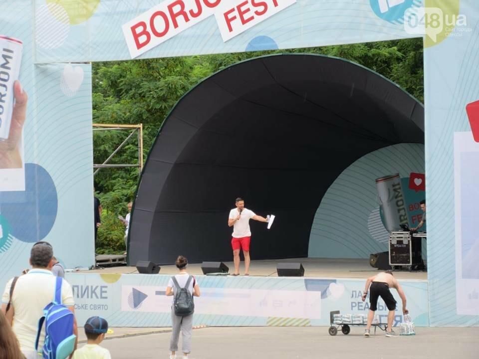 Генацвале Гармаджоба! В Одессе проходит Borjomi fest, - ФОТО, фото-3