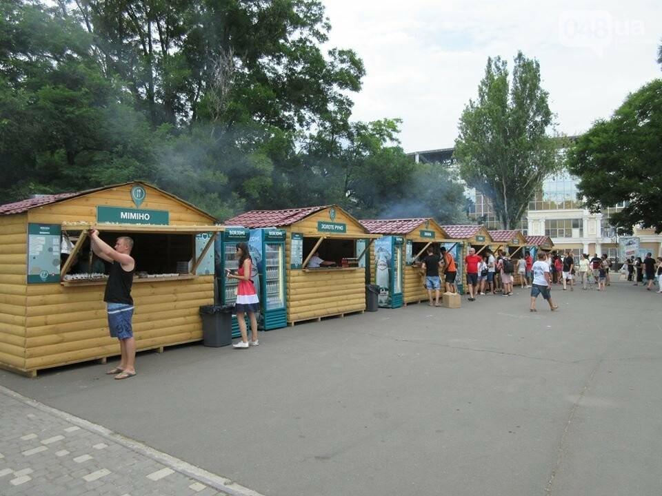 Генацвале Гармаджоба! В Одессе проходит Borjomi fest, - ФОТО, фото-4