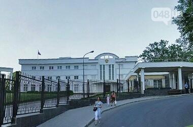 Российский дипломат в Одессе оказался ниндзя, фото-1