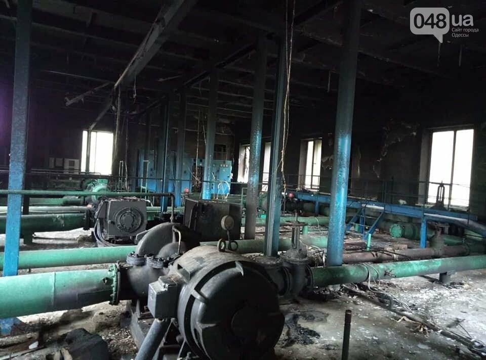 Под Одессой вооруженные неизвестные сожгли водонасосную станцию, - ФОТО , фото-4