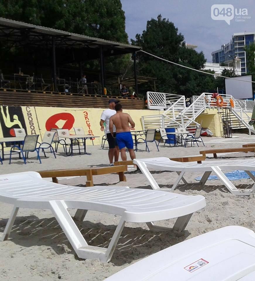Дело принципа: как одесситка наглых бич-боев на пляже воспитывала, - ФОТО, фото-2