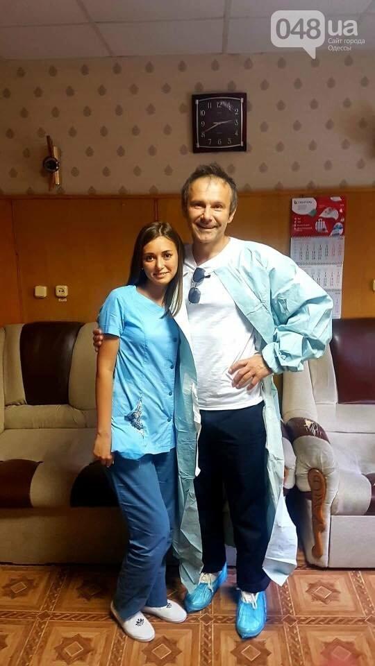 Вакарчук навестил детей в одесской больнице: было видно, что ему больно, - ФОТО, фото-4