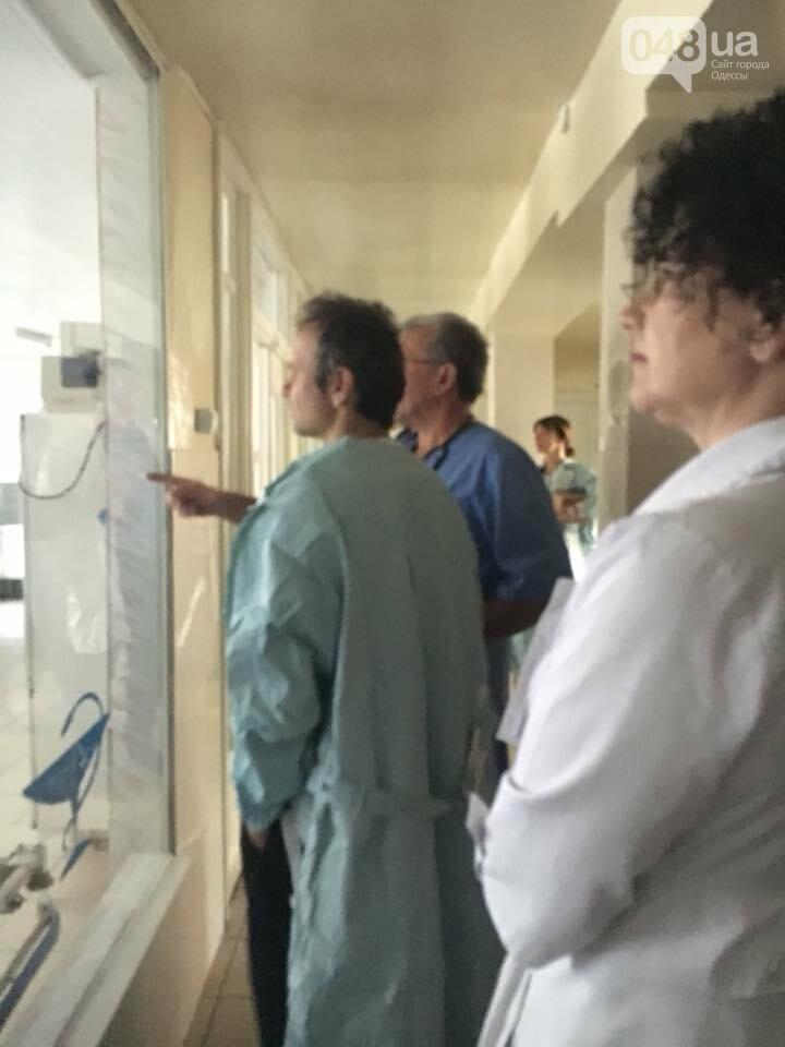 Вакарчук навестил детей в одесской больнице: было видно, что ему больно, - ФОТО, фото-1
