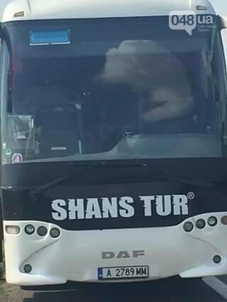 Туристическое агентство бросило автобус с детьми под Одессой, - ФОТО, фото-3