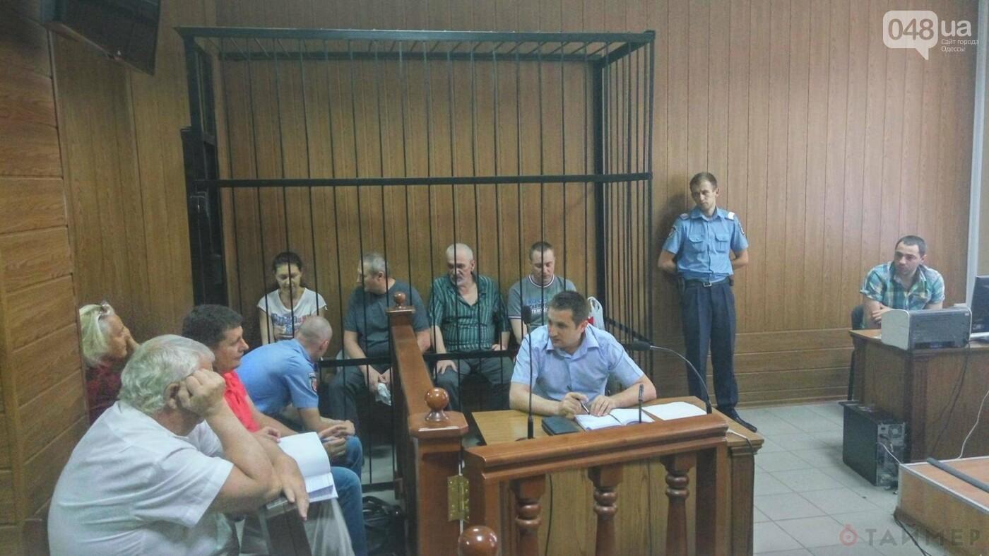 Одесский суд собирается отпустить настоящих террористов, а те пишут письмо Путину, фото-1