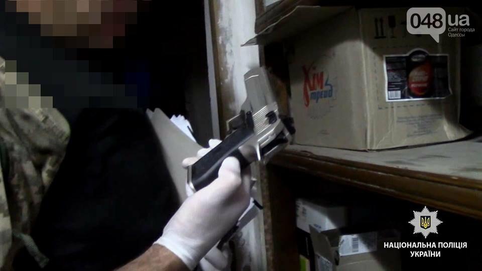 Под Одессой народный умелец наладил производство боевых пистолетов, - ФОТО, ВИДЕО, фото-1