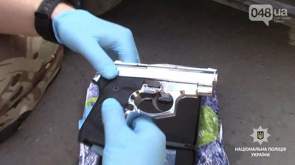 Под Одессой народный умелец наладил производство боевых пистолетов, - ФОТО, ВИДЕО, фото-2