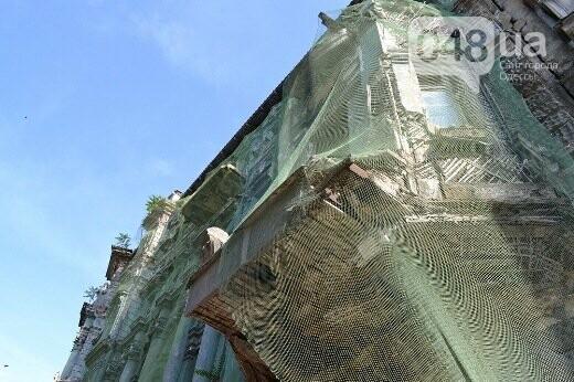 Реставрация знаковой одесской достопримечательности началась с вывоза 900 тонн мусора, - ФОТО , фото-1