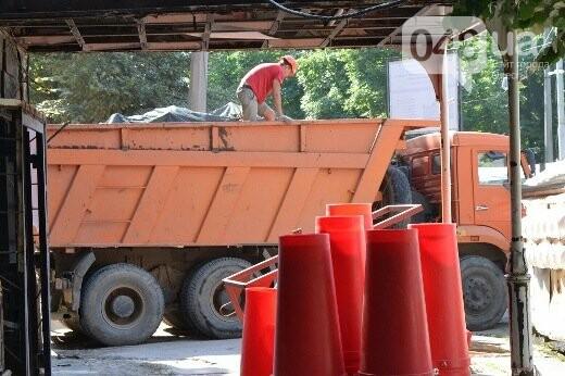 Реставрация знаковой одесской достопримечательности началась с вывоза 900 тонн мусора, - ФОТО , фото-5