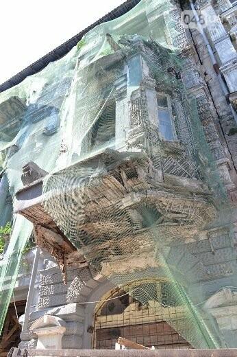 Реставрация знаковой одесской достопримечательности началась с вывоза 900 тонн мусора, - ФОТО , фото-10