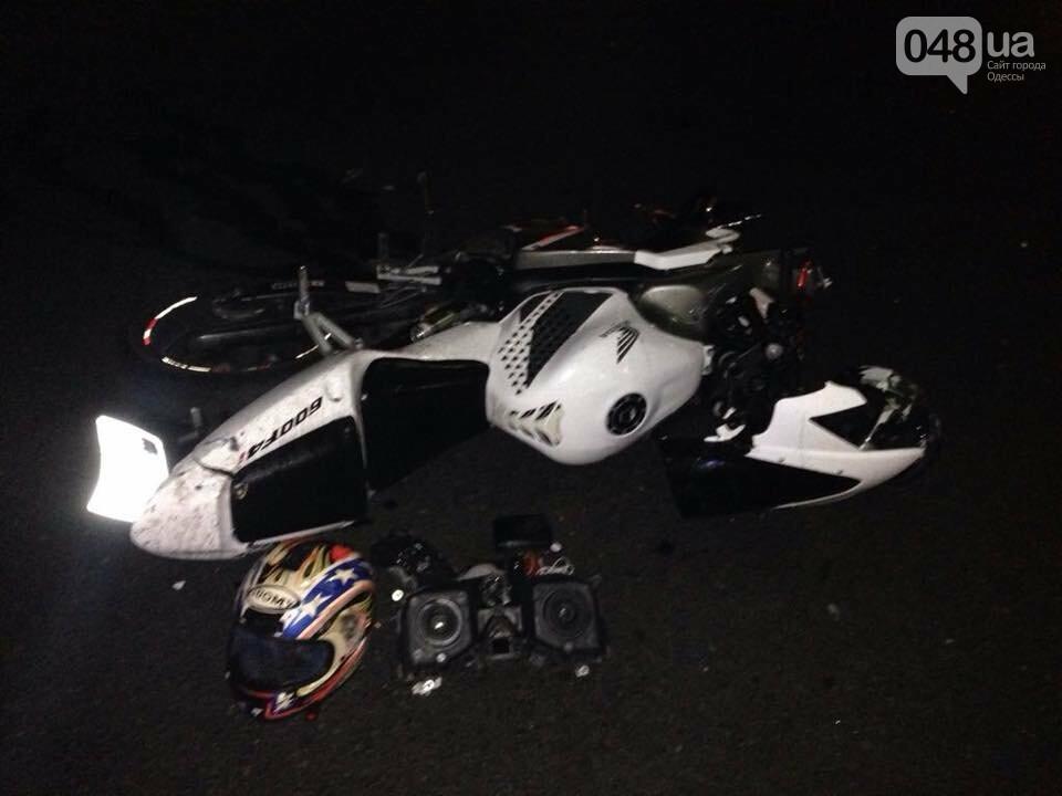 В ночной аварии в центре Одессы пострадали четыре человека, - ФОТО, фото-2