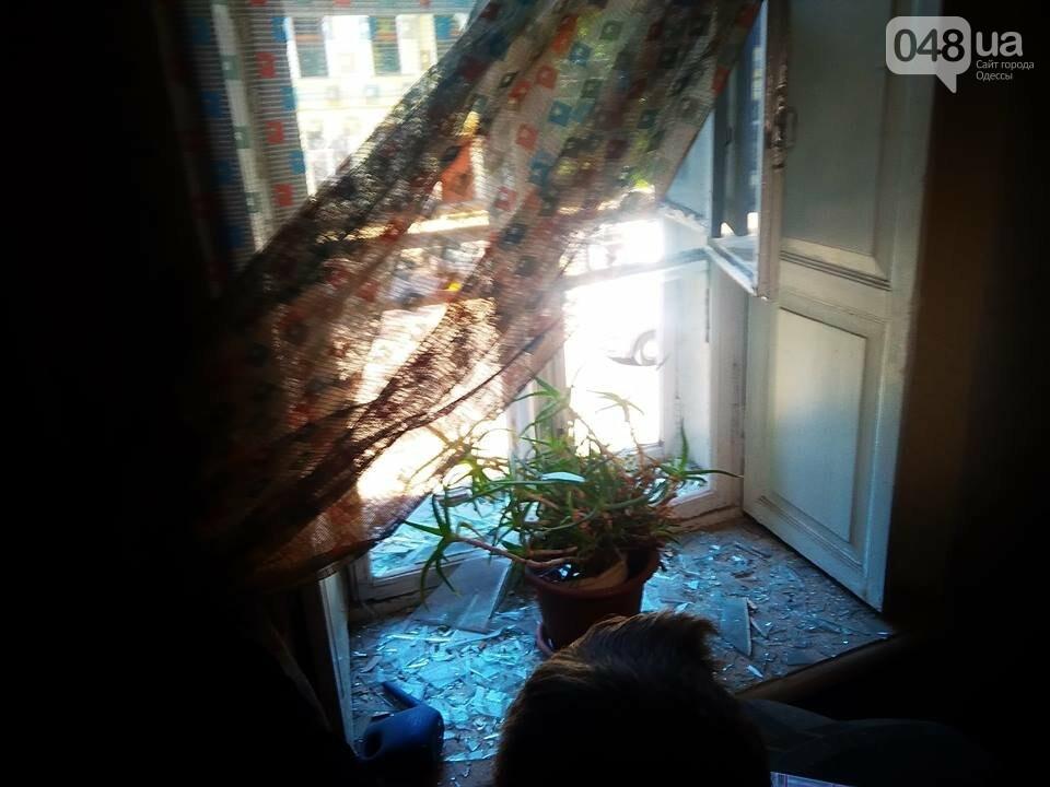 Взрыв в центре Одессы: поражающие элементы пробили входную дверь, - ФОТО, ВИДЕО, фото-11