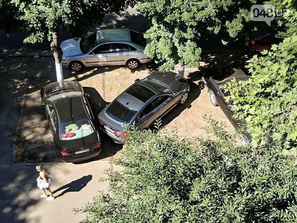 Одессит опозорился перед соседями смешным поступком с новым Jaguar, - ФОТО, фото-1