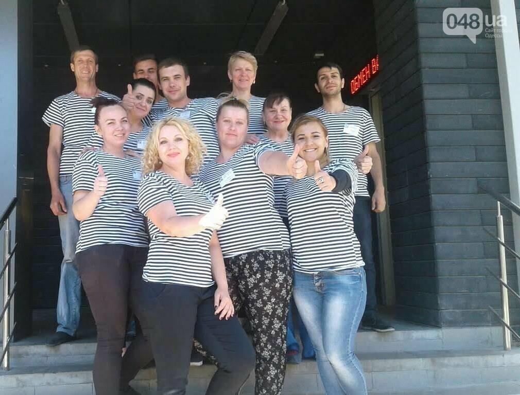 «АТБ» поздравил одесситов с Днем моряка, фото-1