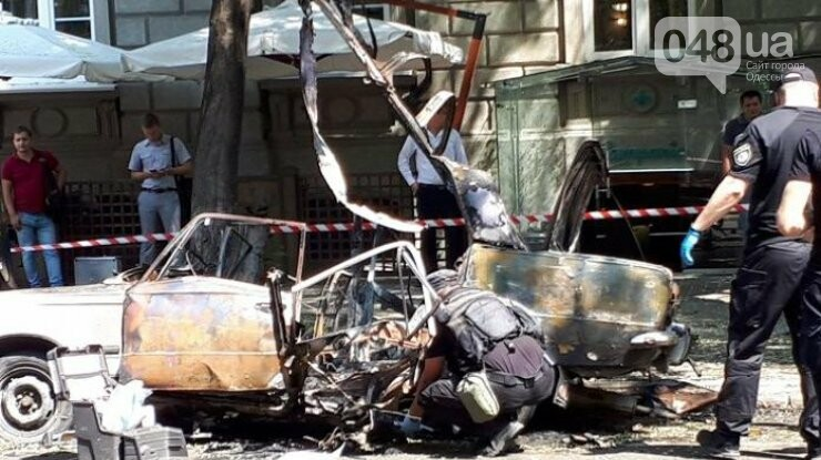 Хроники войны: В Одессе прогремели уже более сотни взрывов, фото-1