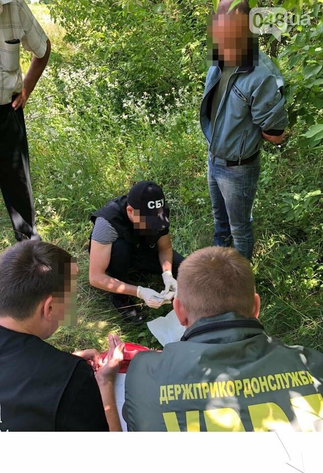 Под Одессой пограничник за 200 долларов переправлял американцев в Приднестровье, - ФОТО, фото-1