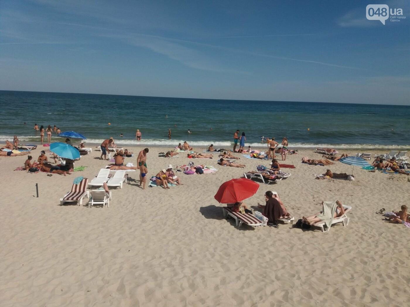 """Провокация: что будет, если на одесском пляже улечься бесплатно на """"платную"""" зону, - ФОТО, ВИДЕО , фото-9"""