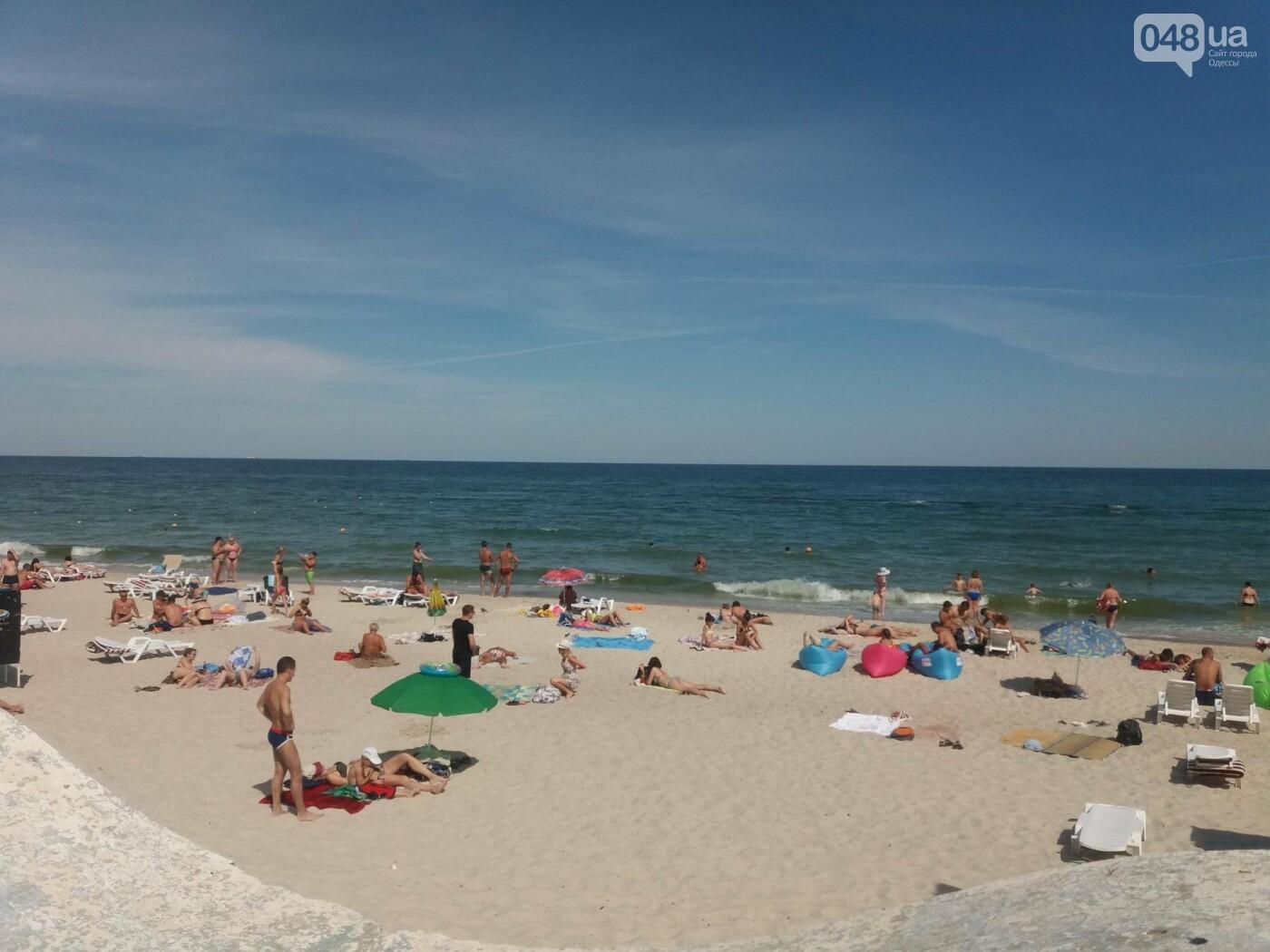 """Провокация: что будет, если на одесском пляже улечься бесплатно на """"платную"""" зону, - ФОТО, ВИДЕО , фото-10"""