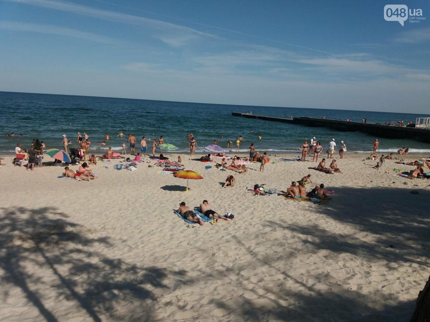 """Провокация: что будет, если на одесском пляже улечься бесплатно на """"платную"""" зону, - ФОТО, ВИДЕО , фото-12"""
