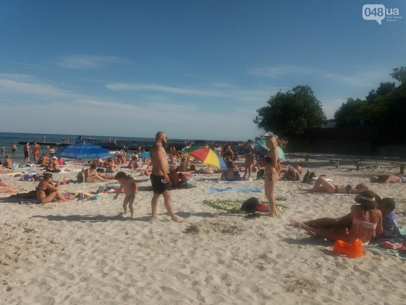 """Провокация: что будет, если на одесском пляже улечься бесплатно на """"платную"""" зону, - ФОТО, ВИДЕО , фото-11"""
