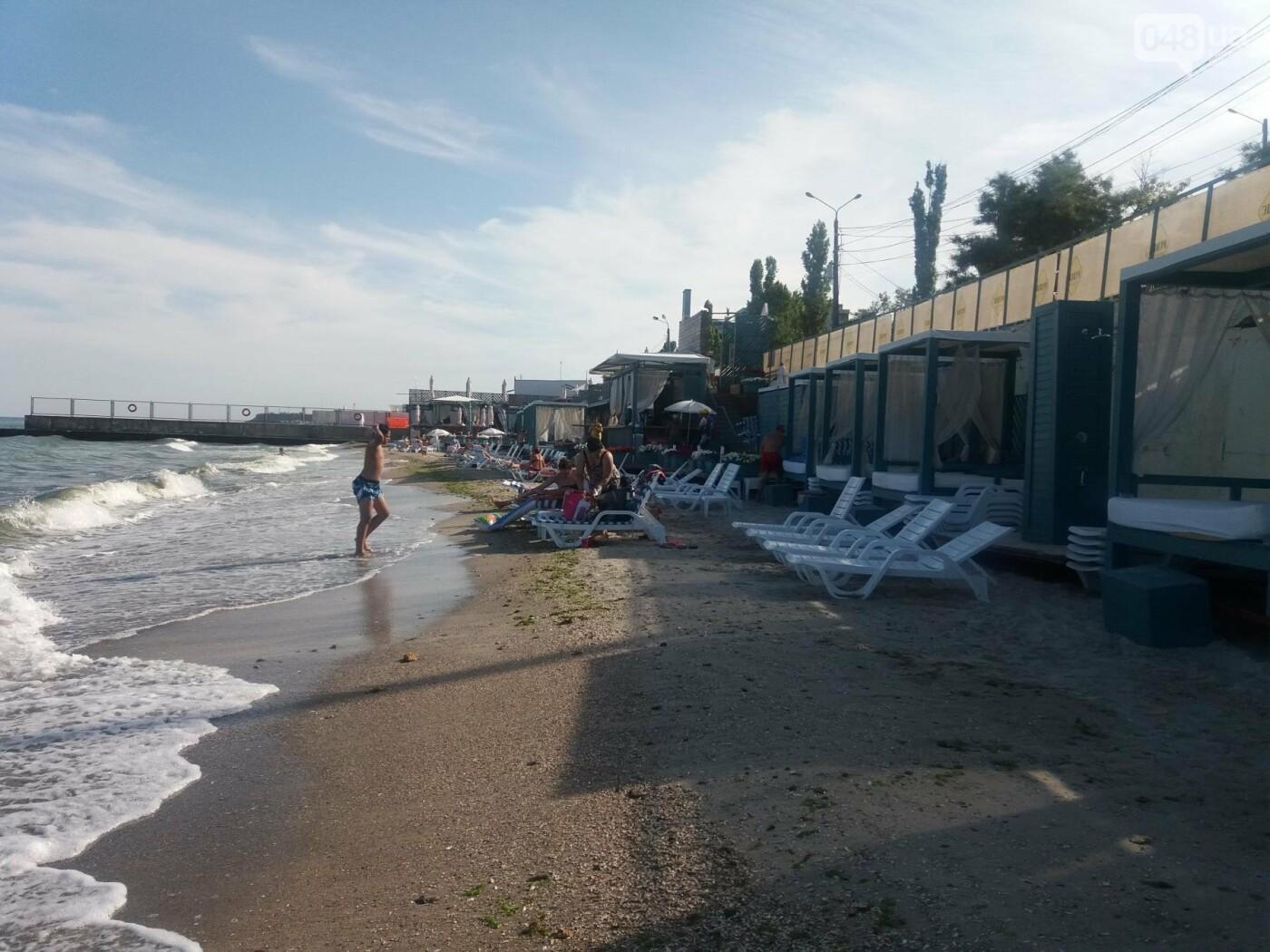 """Провокация: что будет, если на одесском пляже улечься бесплатно на """"платную"""" зону, - ФОТО, ВИДЕО , фото-8"""