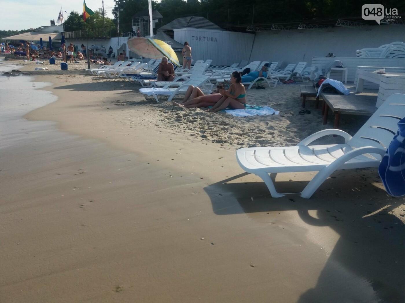 """Провокация: что будет, если на одесском пляже улечься бесплатно на """"платную"""" зону, - ФОТО, ВИДЕО , фото-4"""