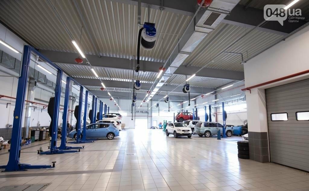 Дилер Nissan в Одессе «Н Моторс Юг» официально стал обслуживать электромобили , фото-3