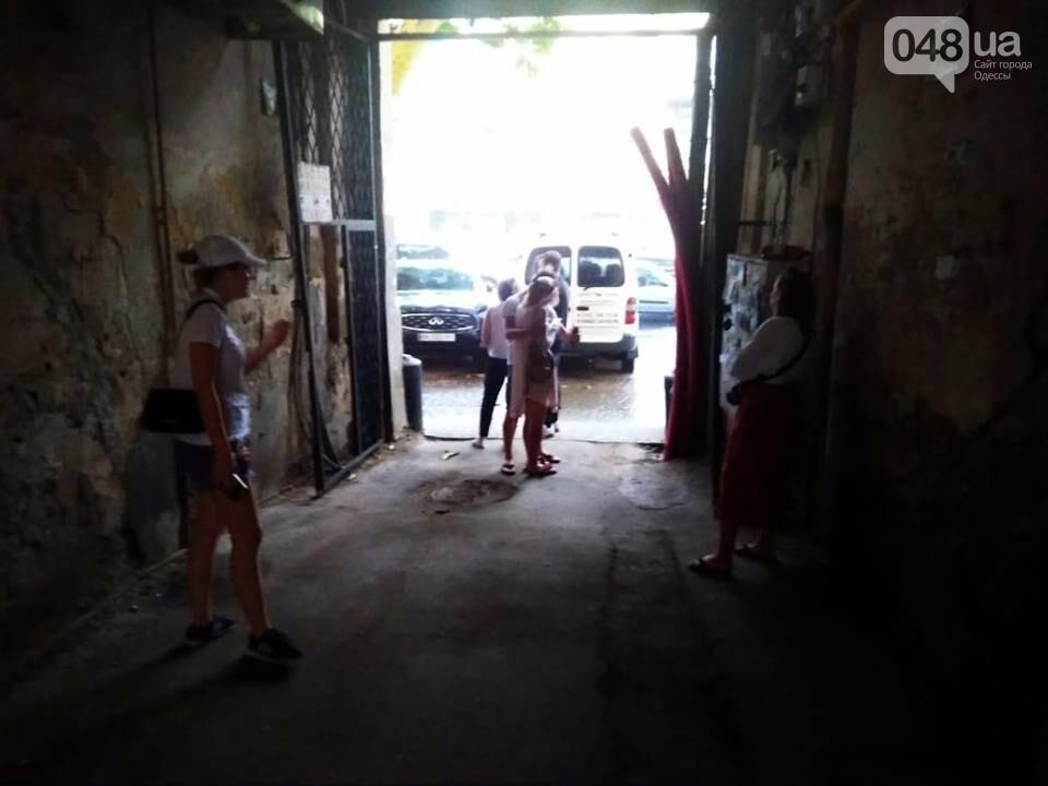 В центре Одессы ливень парализовал движение, - ФОТО, ВИДЕО, фото-1