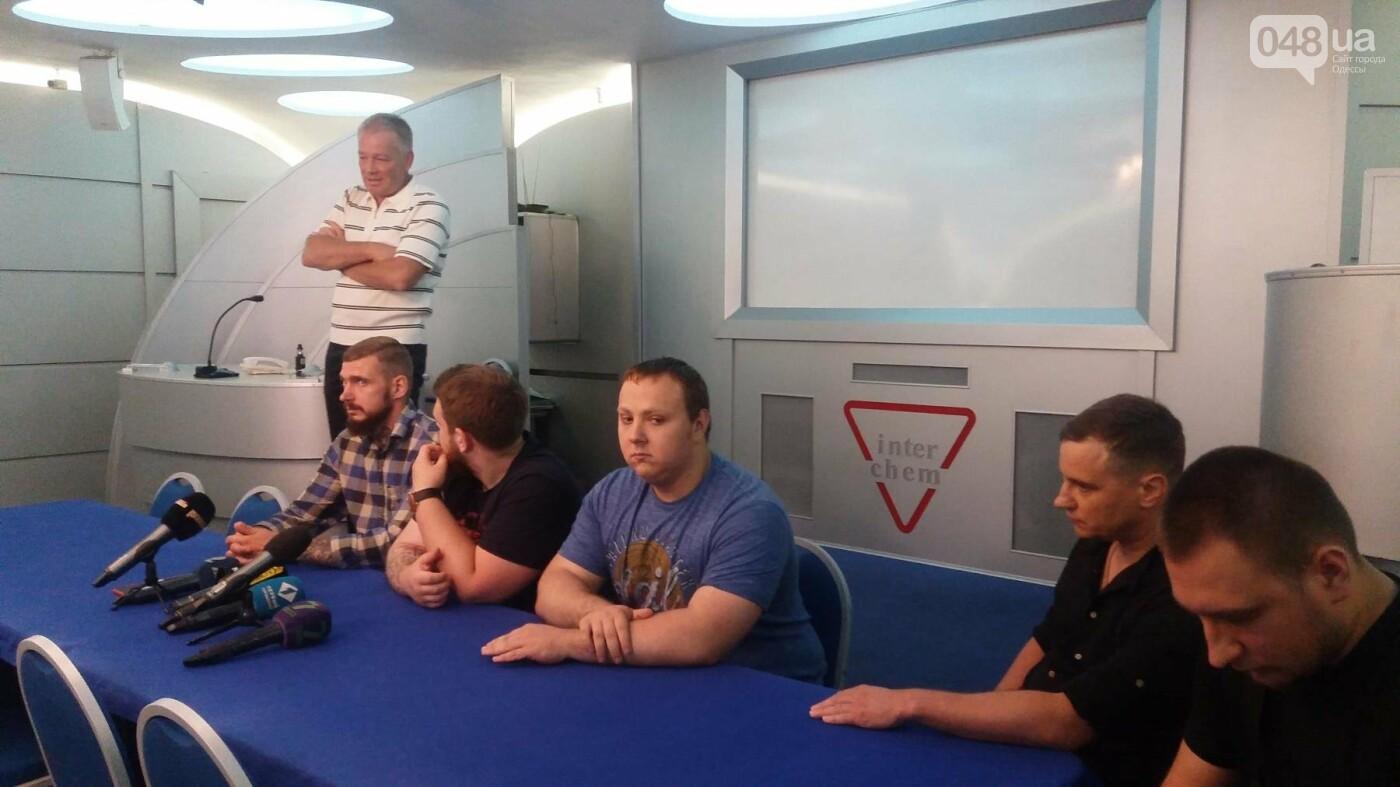 Одесский ИнтерХим пикетировали из-за продажи наркотиков, - ФОТО, ВИДЕО , фото-5