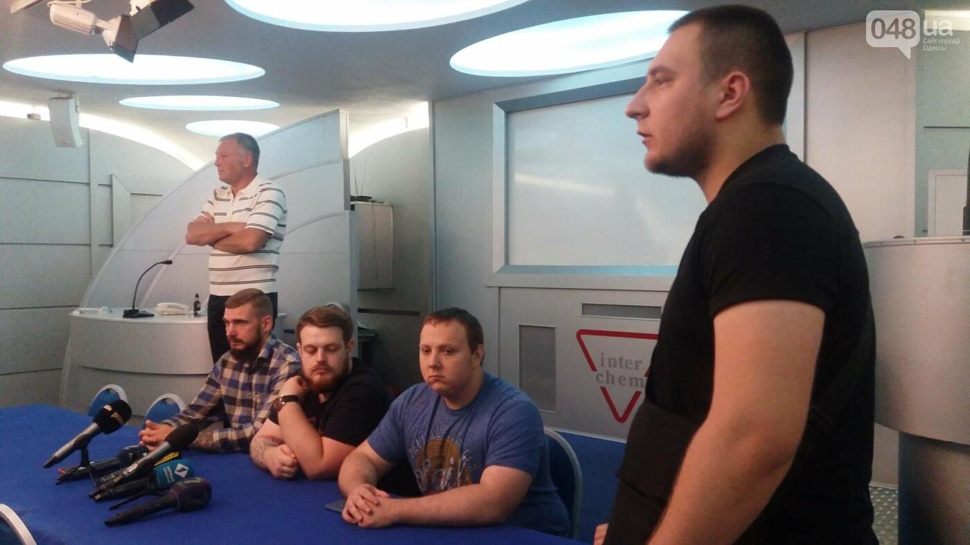 Одесский ИнтерХим пикетировали из-за продажи наркотиков, - ФОТО, ВИДЕО , фото-7