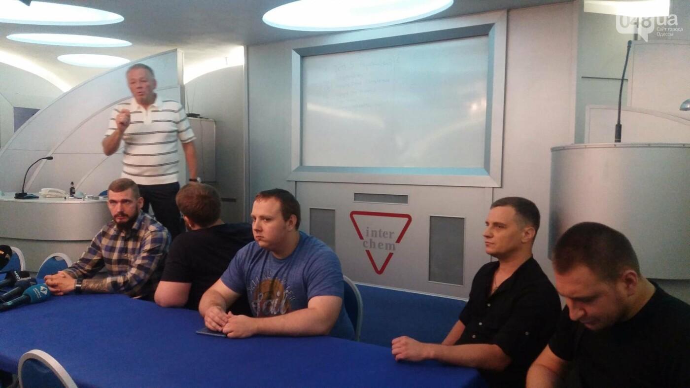 Одесский ИнтерХим пикетировали из-за продажи наркотиков, - ФОТО, ВИДЕО , фото-6