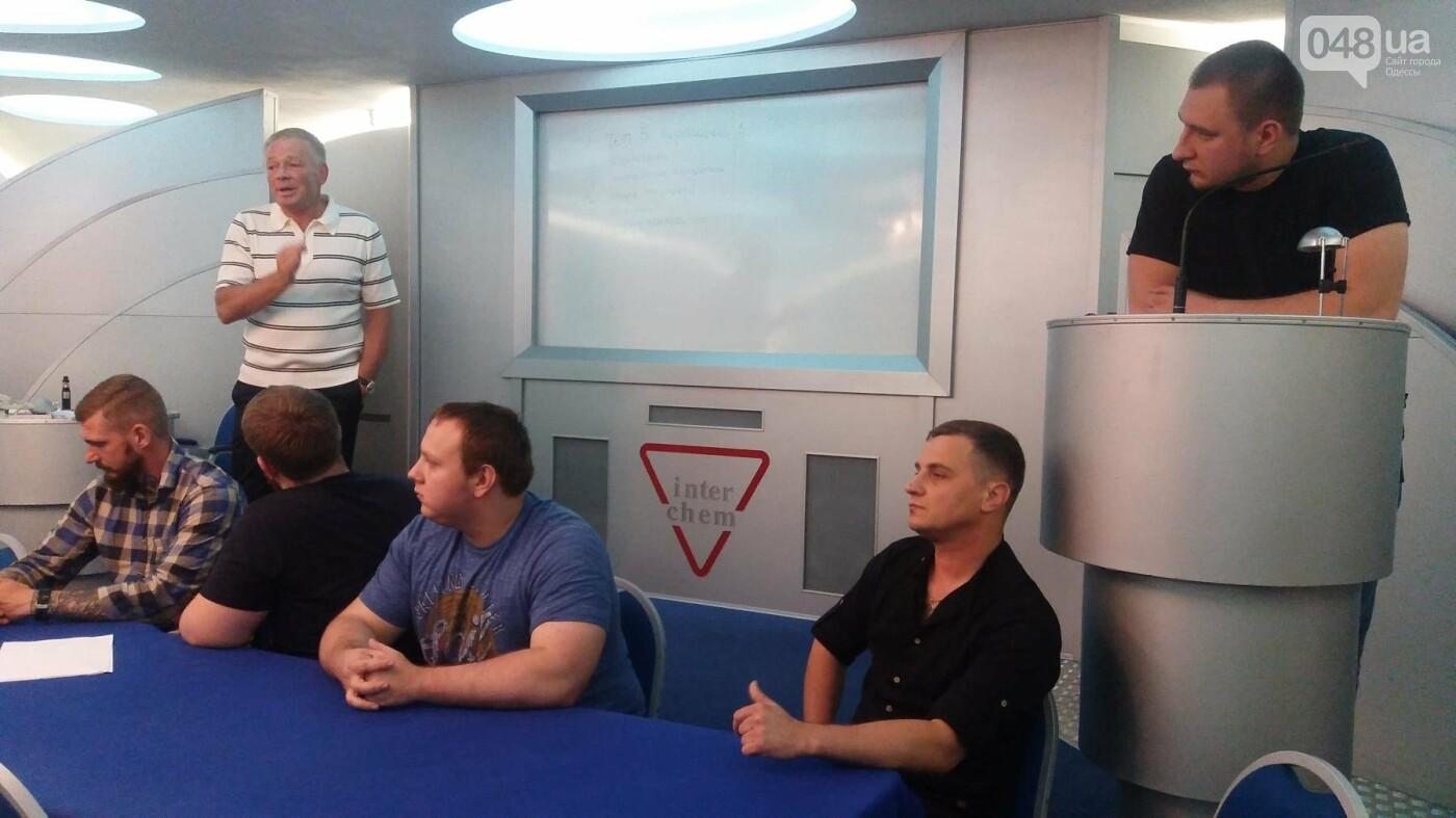 Одесский ИнтерХим пикетировали из-за продажи наркотиков, - ФОТО, ВИДЕО , фото-4