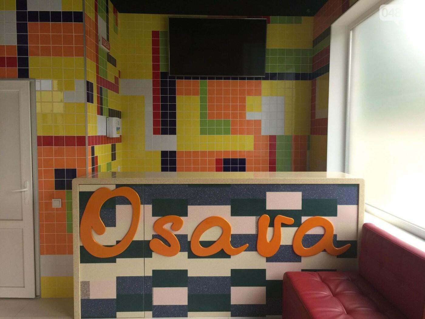 """Популярный онлайн-суши-бар """"Osava"""" открывает в Одессе новую локацию, фото-1"""