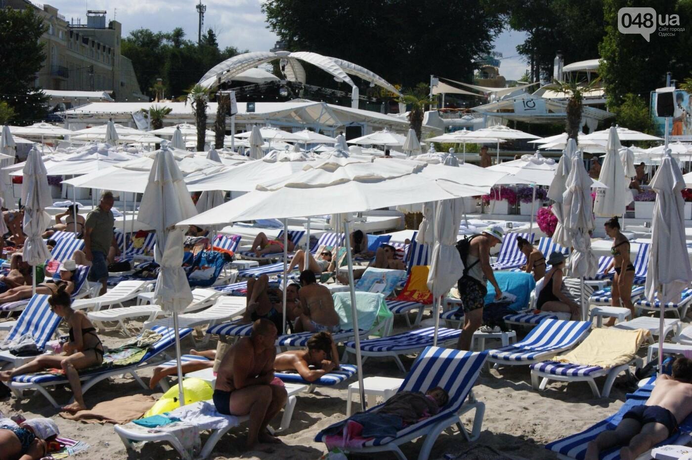 Неприличная Аркадия: что и почем на самом пафосном курорте Одессы, - ФОТОРЕПОРТАЖ, фото-3