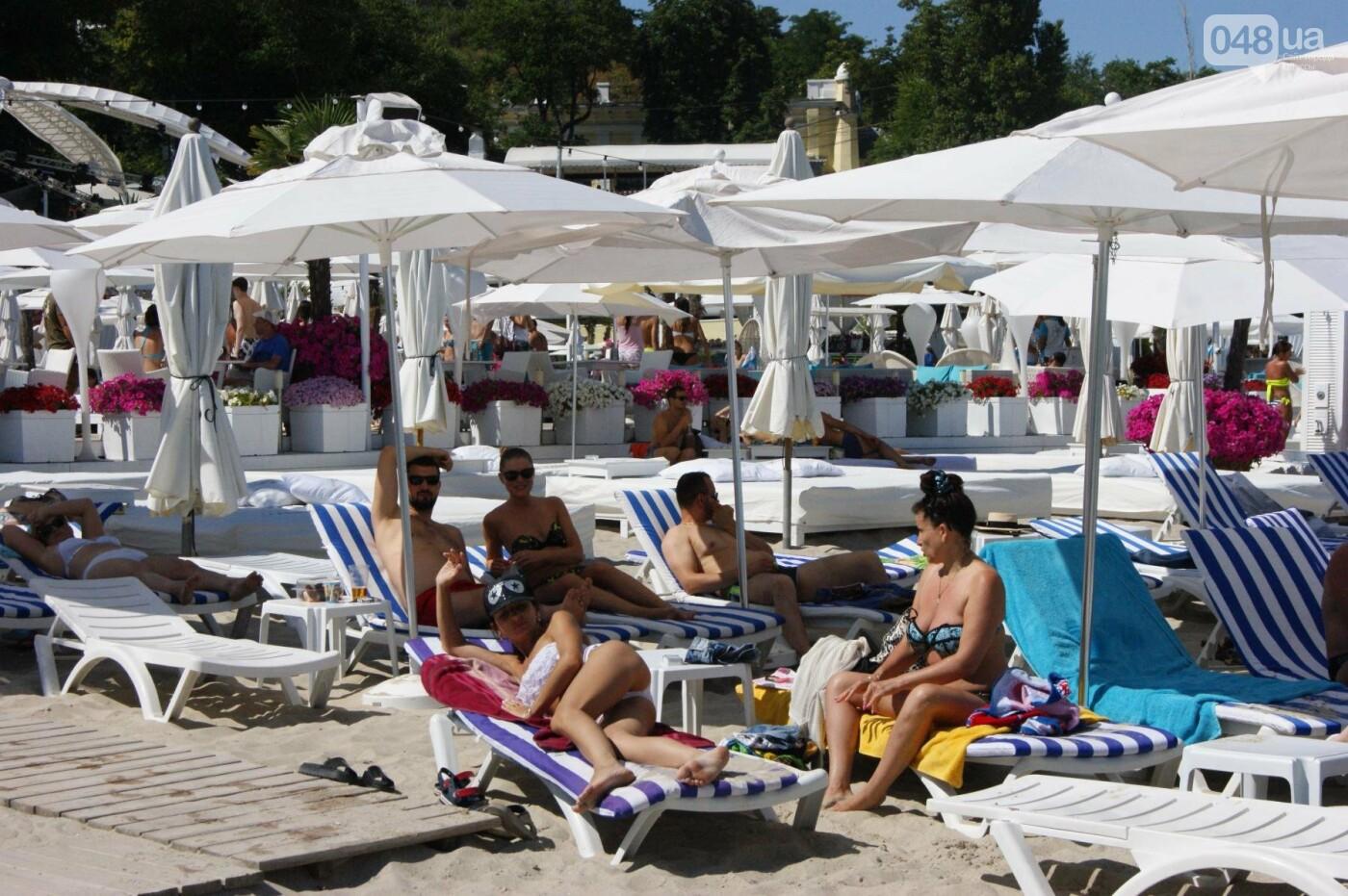 Неприличная Аркадия: что и почем на самом пафосном курорте Одессы, - ФОТОРЕПОРТАЖ, фото-1