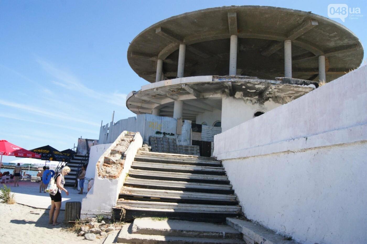 Неприличная Аркадия: что и почем на самом пафосном курорте Одессы, - ФОТОРЕПОРТАЖ, фото-17