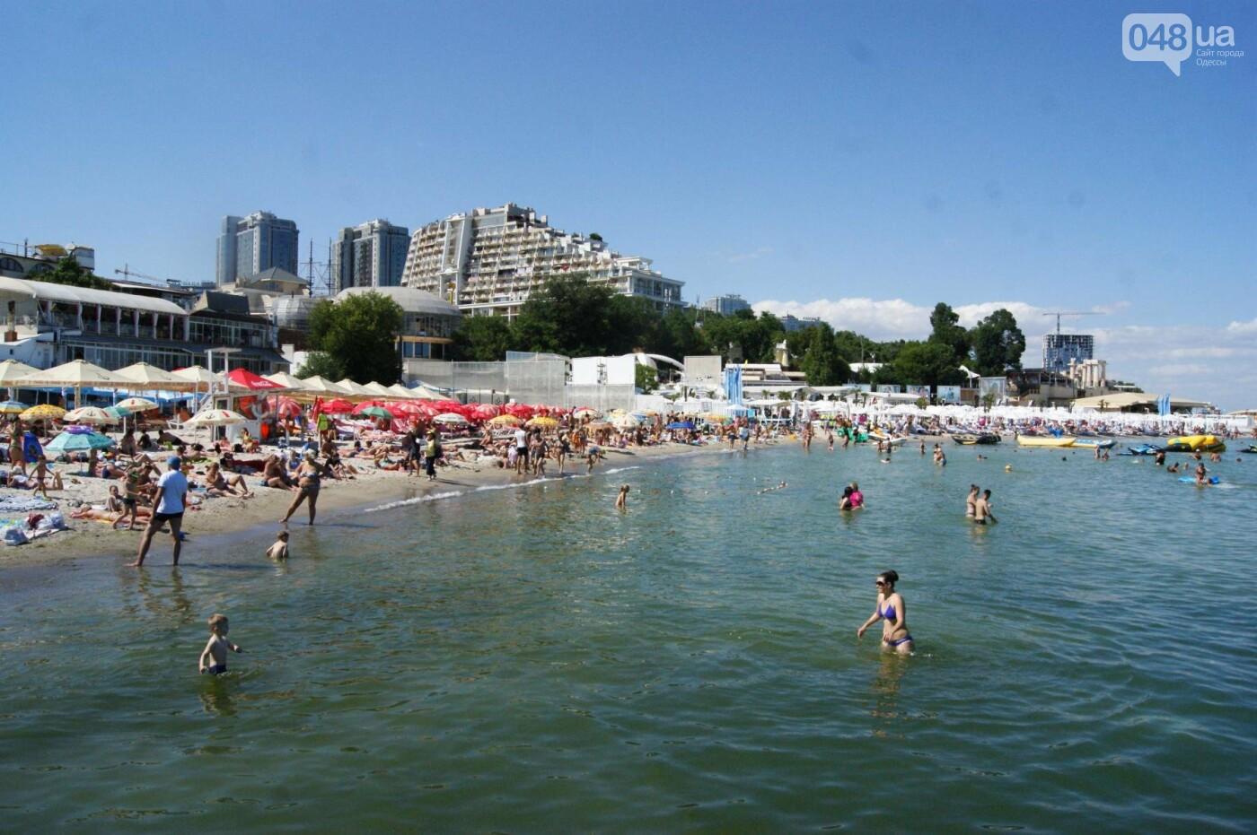 Неприличная Аркадия: что и почем на самом пафосном курорте Одессы, - ФОТОРЕПОРТАЖ, фото-8