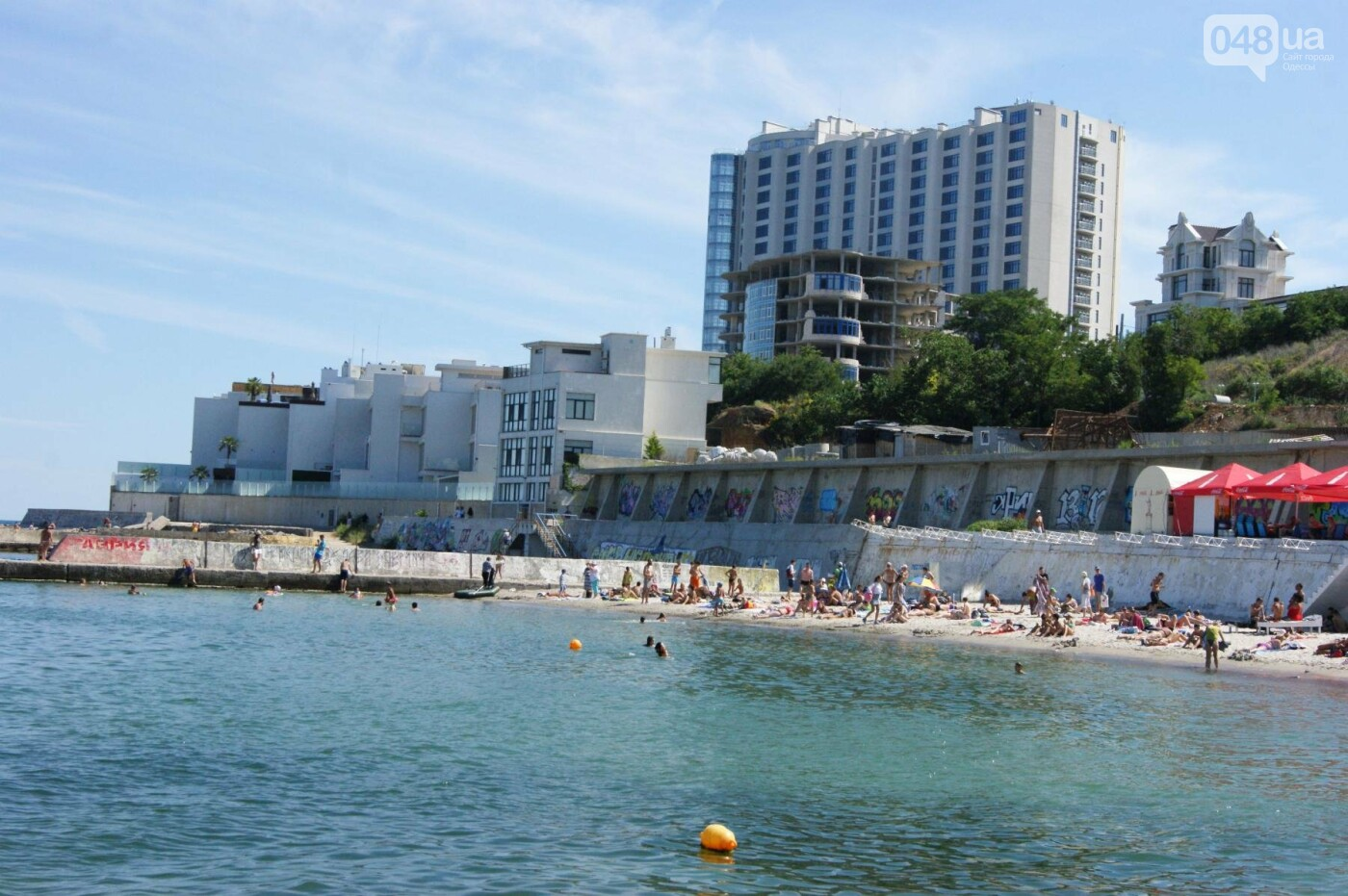 Неприличная Аркадия: что и почем на самом пафосном курорте Одессы, - ФОТОРЕПОРТАЖ, фото-13