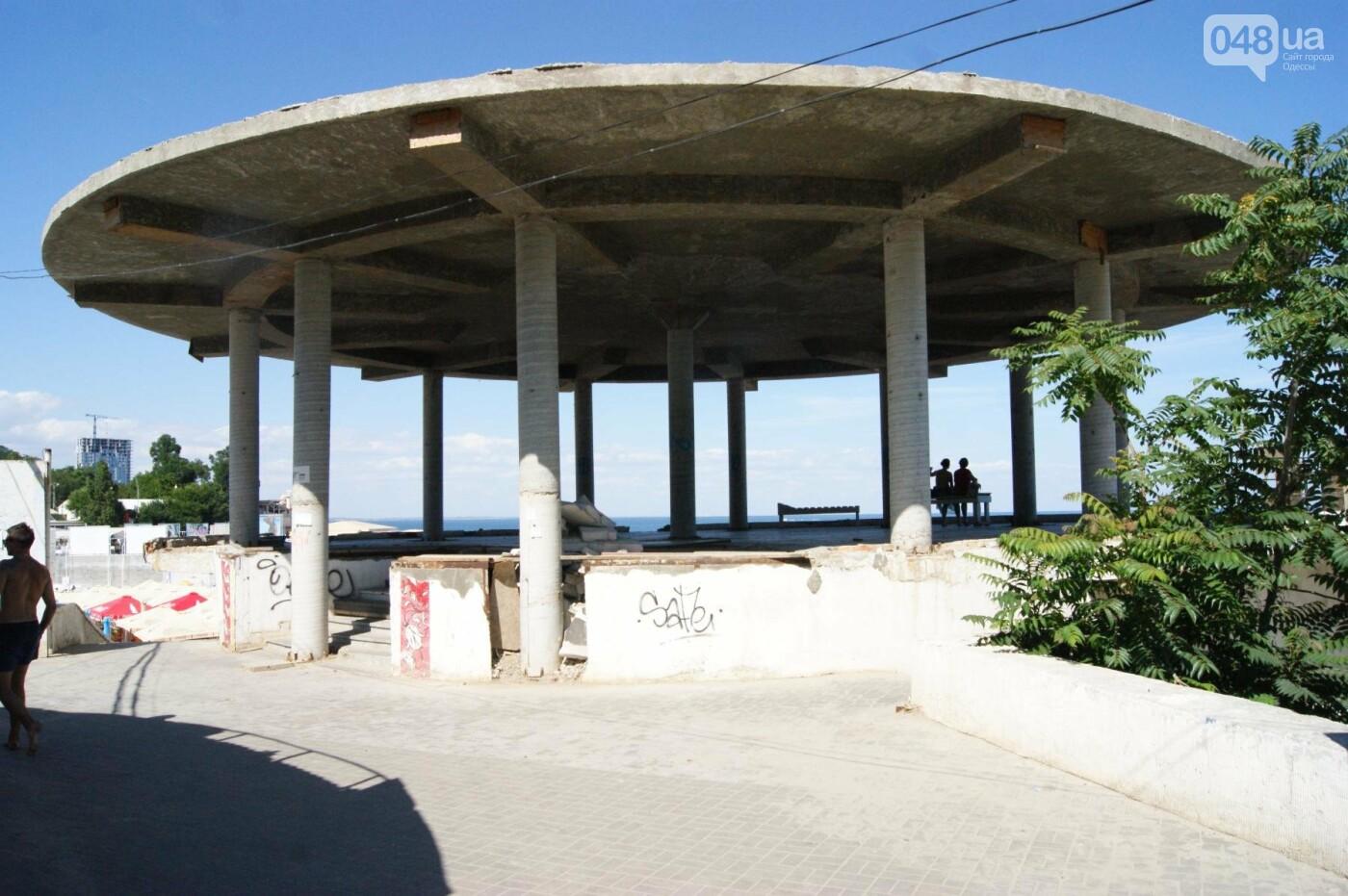 Неприличная Аркадия: что и почем на самом пафосном курорте Одессы, - ФОТОРЕПОРТАЖ, фото-12