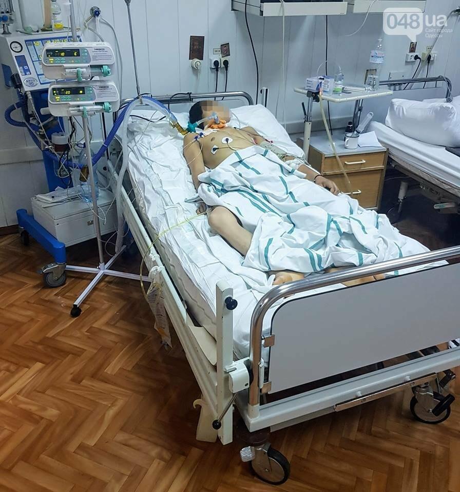 В одесском военном госпитале тяжело больному бойцу требуется помощь, - ФОТО, фото-4