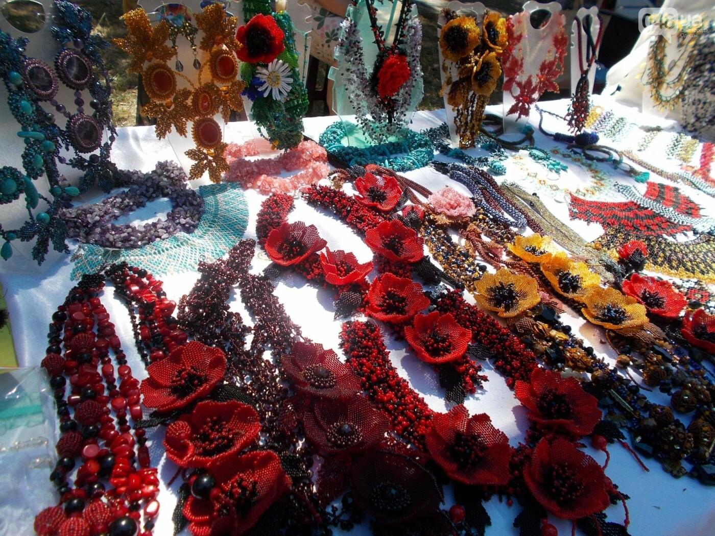 Лавка мастеров в разгаре в одесском парке Шевченко, - ФОТО, фото-18