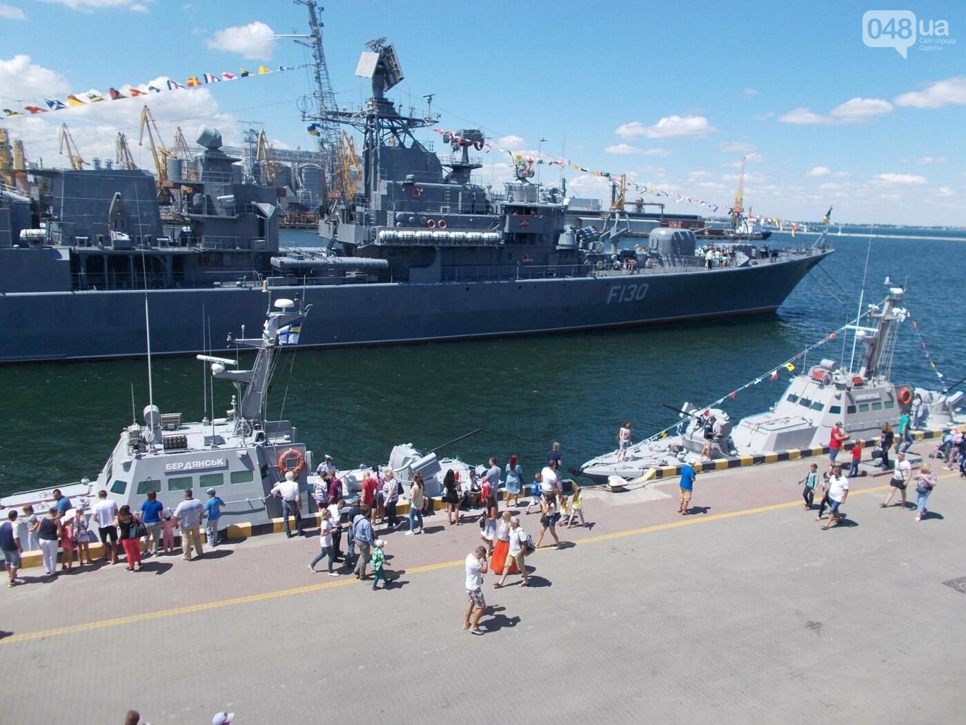 День Военно-морских сил Украины отпраздновали на Одесском морвокзале, - ФОТО , фото-7