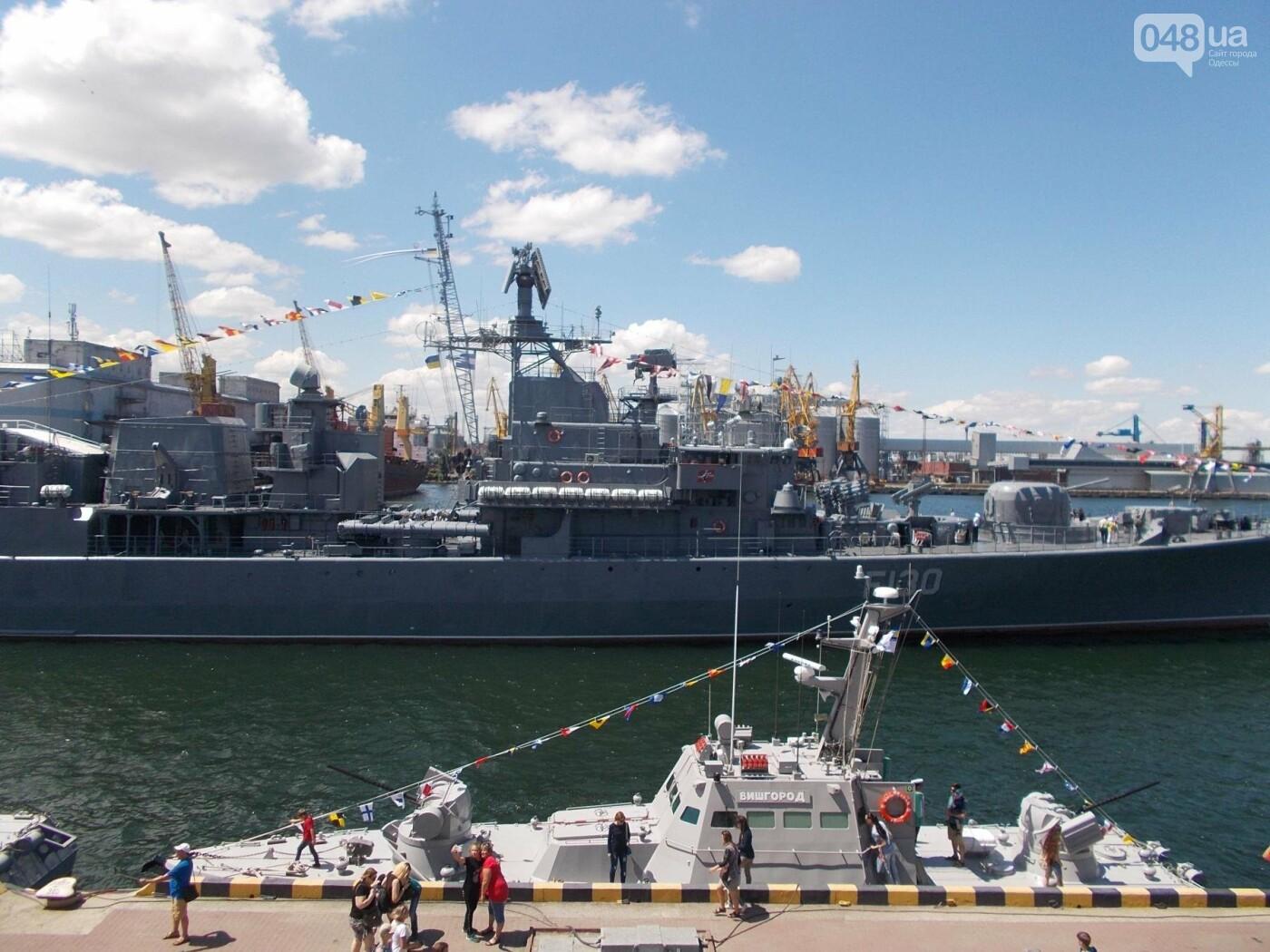 День Военно-морских сил Украины отпраздновали на Одесском морвокзале, - ФОТО , фото-4