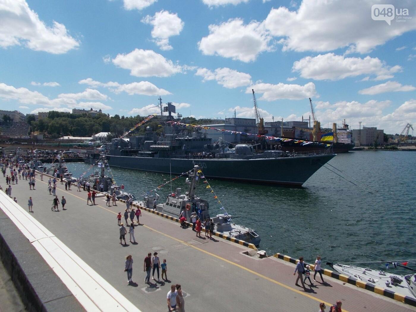 День Военно-морских сил Украины отпраздновали на Одесском морвокзале, - ФОТО , фото-5