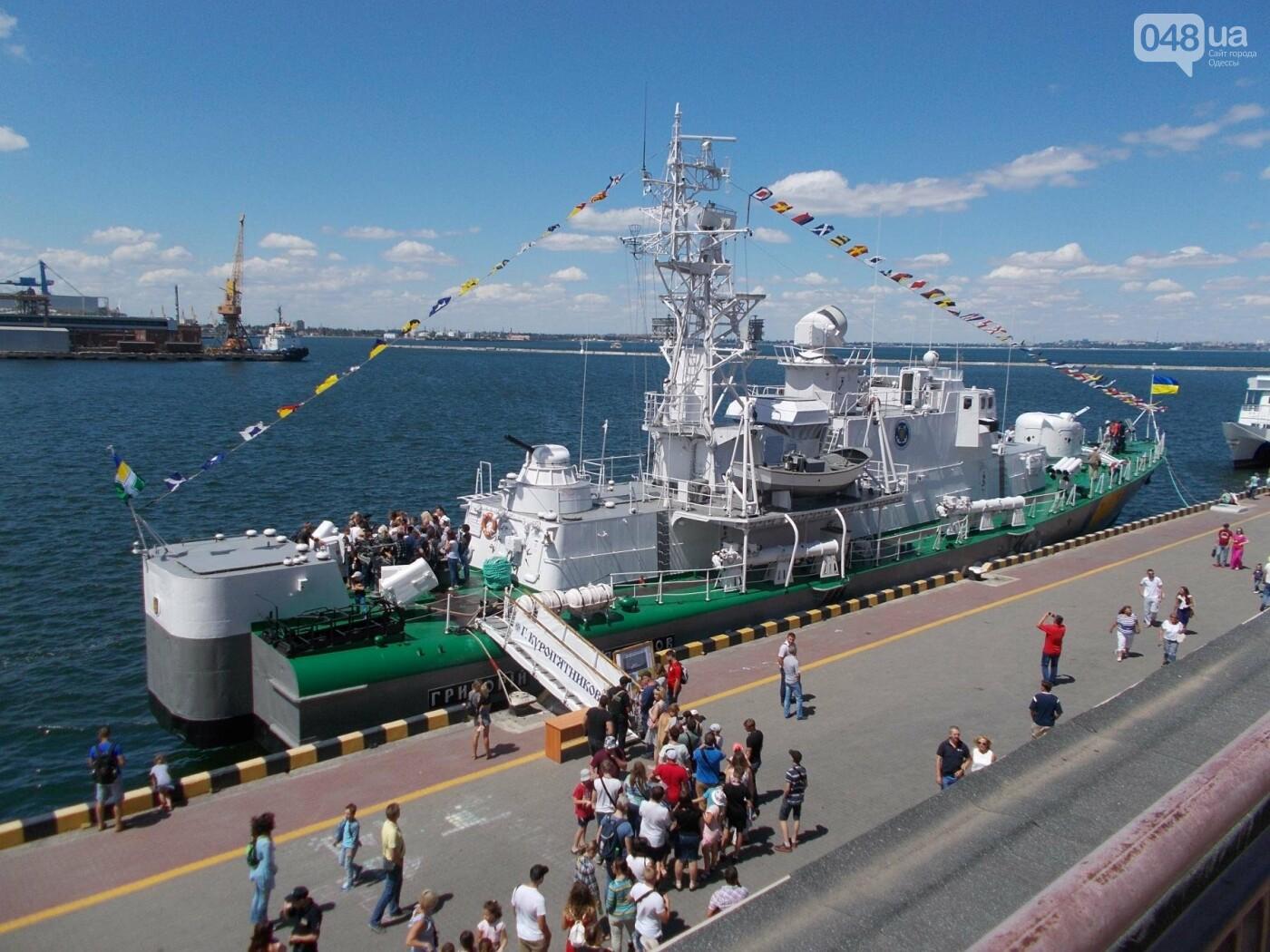 День Военно-морских сил Украины отпраздновали на Одесском морвокзале, - ФОТО , фото-9